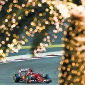 Ferrari wird zur Bedrohung