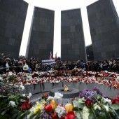 Armenien gedenkt Massaker vor 100 Jahren
