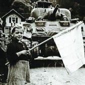 Heute vor 70 Jahren begann die Befreiung Vorarlbergs