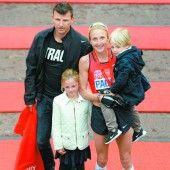 Paula Radcliffe lief ihren letzten Marathon