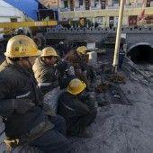 Mindestens 16 Tote nach Bergwerksunglück