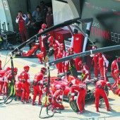 Vettel hofft auf Hitze-Coup