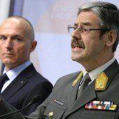 Heeresminister will Miliz aufrüsten