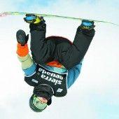 Billy Morgan schrieb Snowboard-Geschichte