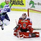 Ratushny-Team verlor knapp gegen Slowenien