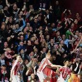 Arnautovic beendet Niederlagenserie von Stoke