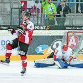 Zwei Vorarlberger Tore reichten dem Team nicht