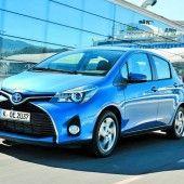 Toyota legt in Europa zu
