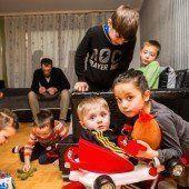 Zuhause für elf Kinder gesucht