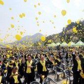 Südkorea trauert um die vielen Opfer der Sewol