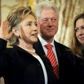 Hillary Clinton bereit