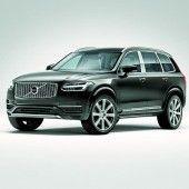 Luxus-Volvo für lange Reisen