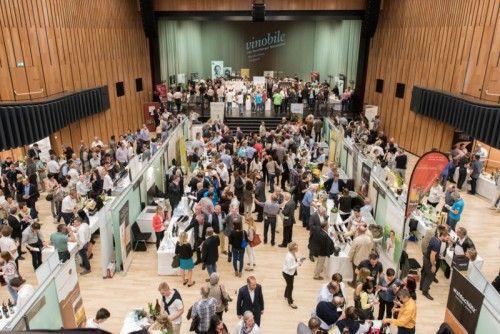 Die Vinobile hat viel Publikumszuspruch, heuer wird die Weinmesse ausfallen.