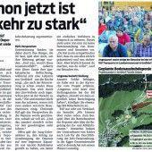 FPÖ stellt Fragen zur Aushubdeponie in Egg