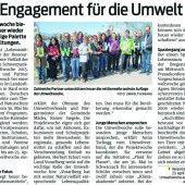 Naturschutz in Vorarlberg