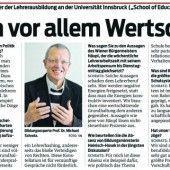 Österreich sandelt beim Schulbudget ab