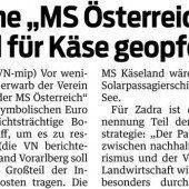 Der MS Österreich bleibt Name erhalten