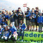 Der Jugendcup gastiert wieder im Montafon