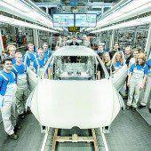 VW-Lehrlinge basteln eigenen Golf GTI