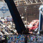 Loacker Recycling handelt in Singapur mit Rohstoffen