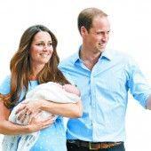 Immer mehr Royal-Fans warten vor Krankenhaus