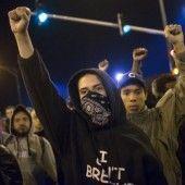 Krawalle in Baltimore trotz Ausgangssperre