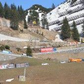 Kein Stau auf dem Arlberg