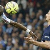 Vier Spiele ohne Ibrahimovic