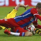 Bayerns Triple-Jagd beendet