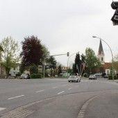 vorarlberg einst und jetzt. Gemeindeplatz Lauterach