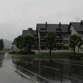 Vorarlberg Einst und Jetzt. Gasthaus Löwen Lustenau
