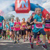 Erlebnisreicher Frauenlauf