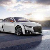 Audi-Showcar am Wörthersee