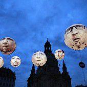 Nervosität vor G7-Gipfel steigt