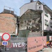Kurapotheke in Schruns wird umgebaut