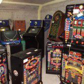 Schwerer Schlag gegen das illegale Glücksspiel