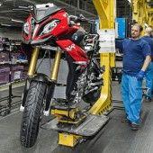 BMW startet Produktion von neuem Motorrad