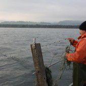 Berufsfischer vor dem Ende
