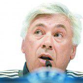 Real trennt sich von Ancelotti