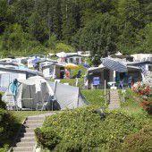 Camping liegt weiter voll im Trend