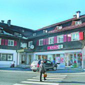 Bizau: Einkauf bald in Halle