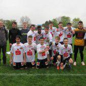 Feldkirch gewinnt Poly-Cup