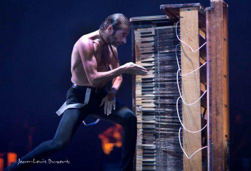 "Das Tanztheater ""Lo Real"" ist ein getanztes Mahnmal. foto: jean-louis duzert"