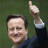 Konservativer Überraschungs-Sieg