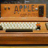 Frau entsorgt raren Apple-Computer