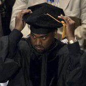 Kanye West hat jetzt Doktortitel