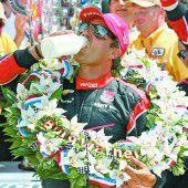 Zweiter Sieg für Montoya in Indy