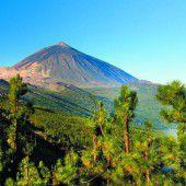 Geologischer Schatz: El-Teide-Nationalpark