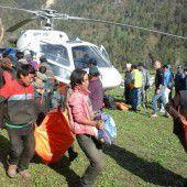 Bergdörfer brauchen am dringendsten Hilfe