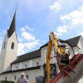 Pfarrfest zum Abschluss der Renovierung